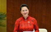 Quốc hội miễn nhiệm Chủ tịch Quốc hội, Chủ tịch Hội đồng bầu cử quốc gia Nguyễn Thị Kim Ngân