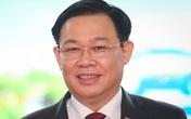 Bí thư Thành ủy TP Hà Nội Vương Đình Huệ được giới thiệu bầu làm Chủ tịch Quốc hội