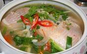 Canh chua cá nấu kiểu này, không chỉ chua ngọt đậm đà mà còn hấp dẫn, đẹp mắt