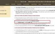 """Dược thảo Thiên Phúc: Thổi phồng công dụng để """"lòe"""" người tiêu dùng, có dấu hiệu vi phạm nội dung quảng cáo"""