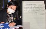 Dòng sổ tang chan chứa nỗi niềm của nghệ sĩ tiễn biệt NSND Trần Hạnh