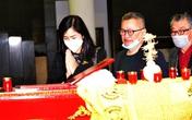 Nghệ sĩ Nhà hát Kịch Hà Nội nghẹn lòng tiễn đưa NSND Trần Hạnh