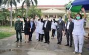 Hải Phòng gỡ bỏ phong tỏa Bệnh viện Giao thông Vận tải Hải Phòng và 2 điểm dân cư