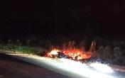 Phát hiện thi thể người đàn ông cạnh đống củi cháy dở, nghi tự thiêu