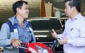 Gặp người shipper nghèo gây tai nạn không bị bắt đền còn được chủ Mercedes tặng xe mới