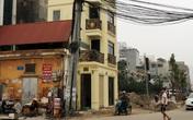 """Hà Nội: Xuất hiện nhà 3, 4 """"mặt tiền"""" tại đường nghìn tỷ sắp hoàn thành"""