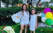 Con gái Đoan Trang dự sinh nhật con Hồng Nhung