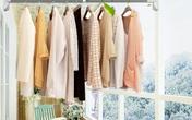 Chẳng còn chỗ phơi quần áo vì ban công quá chật thì đây là giải pháp làm khô quần áo hiệu quả và cực tiết kiệm diện tích