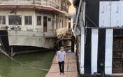 """Hà Nội: Đột nhập """"nghĩa địa"""" du thuyền, nhà hàng nổi tiền tỷ trên hồ Tây"""