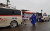 Tìm thấy thi thể 2 công nhân tử vong trong vụ sập giàn giáo công trình ở Bắc Ninh