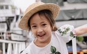 Vẻ ngoài như thiên thần của con gái 5 tuổi Hoa hậu Hà Kiều Anh