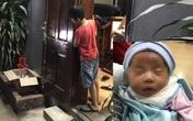 Chưa tìm được người thân của bé gái sơ sinh bị bỏ rơi trong thùng giấy ở Hà Nội