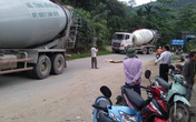Lào Cai: Va chạm với xe bồn, người đàn ông tử vong