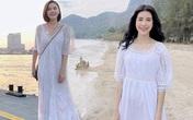 Kiểu váy trắng dịu mát được hội mỹ nhân Thái mê mẩn trong ngày nắng