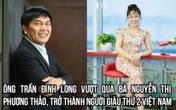 Cổ phiếu Hòa Phát thăng hoa, ông Trần Đình Long vượt bà Nguyễn Thị Phương Thảo trở thành người giàu thứ 2 Việt Nam