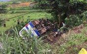 Quảng Ninh: Xe chở công nhân gặp nạn, 1 người thiệt mạng, nhiều người bị thương.