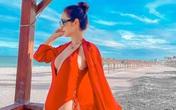 Hoa hậu Jennifer Phạm xinh đẹp và viên mãn tuổi 36