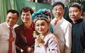 Quốc Khánh, Công Lý và dàn nghệ sĩ mừng NSND Tự Long lên lão