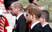 Hoàng tử Harry mang 'đội bảo vệ riêng' khi về Anh