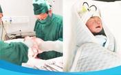 Người phụ nữ Thanh Hoá 61 tuổi sinh con khoẻ mạnh