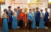 Xúc động không khí kiều bào Việt Nam và người nước ngoài cùng đón giỗ Tổ Hùng Vương