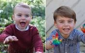 Hoàng tử Louis tròn 3 tuổi