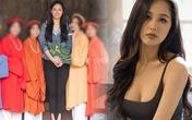 Chụp ảnh cùng fans, Mai Phương Thúy khoe gương mặt khác xa ảnh chỉnh sửa