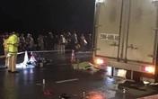 Yên Bái: Nam thanh niên đi xe máy tử vong sau cú tông vào xe tải dừng bên đường