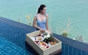 BTV Mai Ngọc hiếm hoi khoe vẻ đẹp gợi cảm với bikini