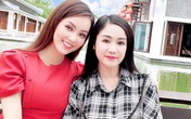 Bà Cúc - NSND Thu Hà đọ sắc với Á hậu Thụy Vân: Hơn đàn em 16 tuổi vẫn trẻ trung ngọt ngào
