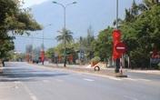Thị trấn dưới chân đèo Hải Vân vắng lặng trong những ngày thực hiện giãn cách xã hội