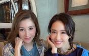 """Lê Tư đẹp lấn át """"Hoa hậu đẹp nhất Hong Kong"""" Lý Gia Hân và Trương Bá Chi khi chung khung hình"""