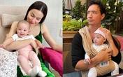 Kim Lý ngày càng sõi tiếng Việt, giỏi chăm con giúp Hồ Ngọc Hà