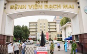 Bệnh viện Bạch Mai thông tin kết quả xét nghiệm lần 2 của 19 nhân viên tiếp xúc bệnh nhân COVID-19