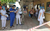 Thông tin sai sự thật về 14 ca dương tính tại Bệnh viện Đa khoa Thái Bình