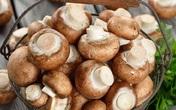 Ăn nhiều nấm giảm nguy cơ ung thư