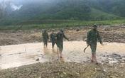 Chống dịch giữa mưa rừng biên giới