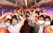 """Sinh viên trường y """"xuất quân"""" chi viện Bắc Ninh, Bắc Giang chống dịch"""