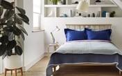 9 ý tưởng thông minh để mở rộng tối đa không gian cho phòng ngủ nhỏ