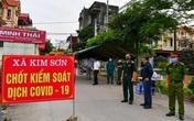 Toàn cảnh 7 chùm ca bệnh, 38 điểm phong tỏa trên 17 quận, huyện Hà Nội, 23.663 người có yếu tố dịch tễ