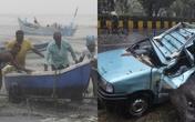 """Chưa hết """"địa ngục trần gian"""" COVID-19, người dân Ấn Độ lại sắp hứng chịu siêu bão mạnh nhất trong vòng 20 năm"""