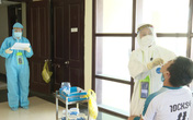 Chăm lo đời sống cho công dân trong khu cách ly ở Thừa Thiên Huế