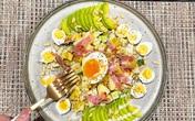 Salad không rau của diễn viên Phanh Lee