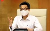 """Phó Thủ tướng Vũ Đức Đam: Tình hình Bắc Ninh, Bắc Giang """"rất nóng"""", tập trung toàn lực dập dịch COVID-19"""