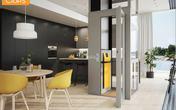 Ra mắt hệ thang máy gia đình Cibes Air, xúc cảm tinh tế cho ngôi nhà bạn