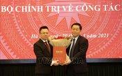Phó Tổng Giám đốc TTXVN Lê Quốc Minh được bổ nhiệm làm Tổng Biên tập Báo Nhân Dân