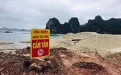 Quảng Ninh: Dẹp bãi tắm tự phát ở Vân Đồn