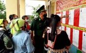 Cử tri 4 huyện vùng cao Nghệ An đi bầu cử sớm