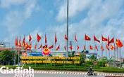 Hình ảnh Quảng Ninh rực rỡ trước ngày hội toàn dân đi bầu cử