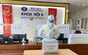 Lá phiếu của những cử tri đặc biệt tại tuyến đầu phòng dịch COVID-19